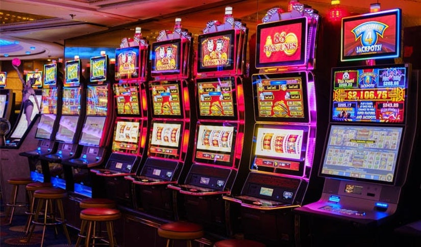 one touch gaming slot